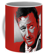 John Wayne 3 Godfathers Publicity Photo 1948-2013 Coffee Mug