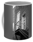 Jonesborough Tennessee - Upstairs Neighbors Coffee Mug