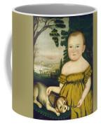 Joshua Lamb Coffee Mug