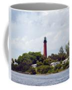 Jupiter Inlet Florida Coffee Mug
