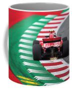 Kimi Raikkonen Austria 2018 Coffee Mug