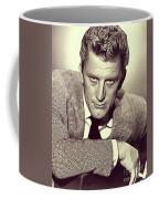 Kirk Douglas, Vintage Actor Coffee Mug