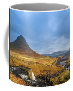 Kirkjufell. Coffee Mug