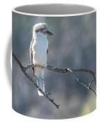 Kookaburra On A Branch Coffee Mug