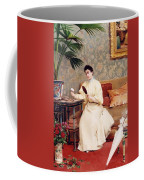 La Toilette Coffee Mug