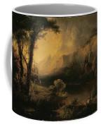 Lake And Mountains Coffee Mug
