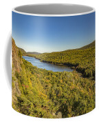 Lake Of The Clouds Coffee Mug