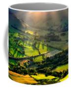 Landscape By Coffee Mug