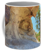 Landscape In Joshua Tree National Park Coffee Mug