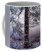 Landscape In Pastel Colors Coffee Mug