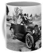 Laurel And Hardy Coffee Mug by Granger