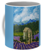 Lavender Farm Coffee Mug