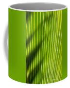 Leaf Close-up Coffee Mug