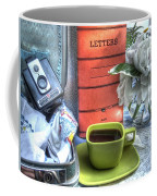 Letters From Home Coffee Mug