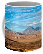 Licancabur Volcano View Coffee Mug