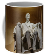 Lincoln Statue Coffee Mug