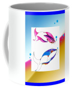 2 Little Fish Coffee Mug