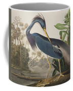 Louisiana Heron  Coffee Mug