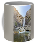 Lower Yosemite Fall In The Famous Yosemite Coffee Mug