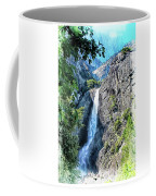 Lower Yosemite Falls Coffee Mug