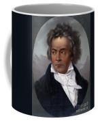 Ludwig Van Beethoven, German Composer Coffee Mug
