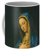 Madonna At Prayer Coffee Mug