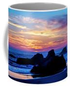 Magical Sunset - Harris Beach - Oregon Coffee Mug