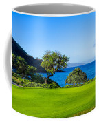 Makena Golf Course In Makena Area Coffee Mug