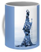 Maleficent-blue Coffee Mug