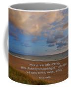 2- Marcus Aurelius Coffee Mug