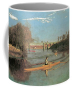 Max Schmitt In A Single Scull Coffee Mug