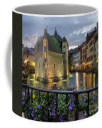 Medieval Jail In Annecy Coffee Mug