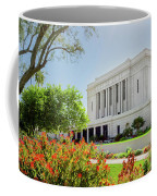 Mesa Temple Sun Glow Coffee Mug