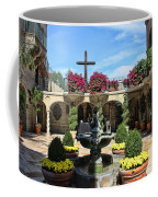 Mission Inn Chapel Courtyard Coffee Mug