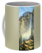 Misty Falls Coffee Mug