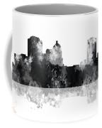 Montgomery Alabama Skyline Coffee Mug