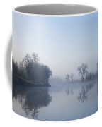 Morning On Red River Coffee Mug