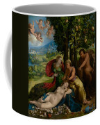 Mythological Scene Coffee Mug