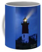 Nauset Lighthouse Night Coffee Mug