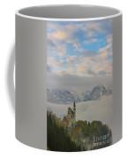 Neuschwanstein Castle Landscape Coffee Mug