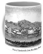 New Jersey, 1844 Coffee Mug