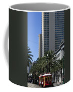 New Orleans Cable Car Coffee Mug