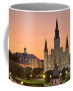 New Orleans St Louis Cathedral Coffee Mug