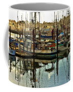Newport Marina Coffee Mug