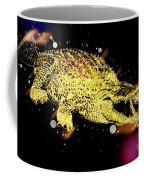 Nile River Crocodile Coffee Mug