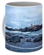 Nubble Light Lighthouse Coffee Mug