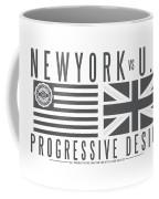 Ny Vs Uk Coffee Mug