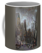 Nyc Central Park Coffee Mug