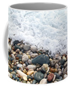 Ocean Stones Coffee Mug by Stelios Kleanthous