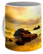 Oil Canvas Landscape Coffee Mug